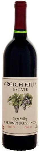 Grgich Hills Estate Grown Napa Valley Cabernet Sauvignon 2008 750mL