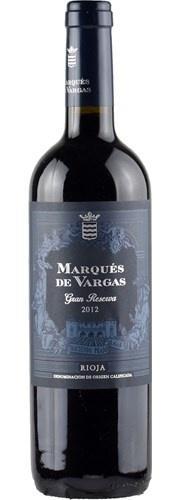 Marques de Vargas Gran Reserva Rioja 2012 750mL