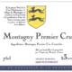 Vignerons Reunis Montagny Premier Cru 2016 750mL