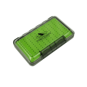 Precision Fly Fishing Precision Large Double Sided Waterproof Silicone Fly Box