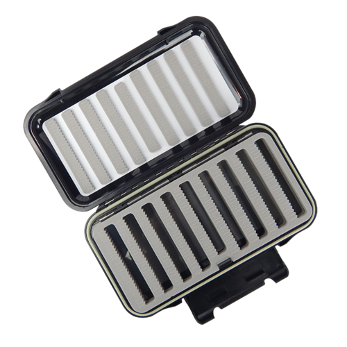 Precision Fly Fishing Precision CFL Water Proof Fly Box with with insert Leaf