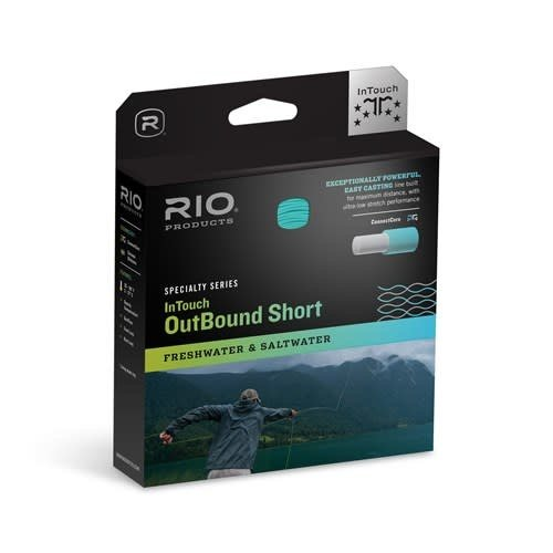 RIO Products RIO InTouch Outbound Short I/S6 Fly Line