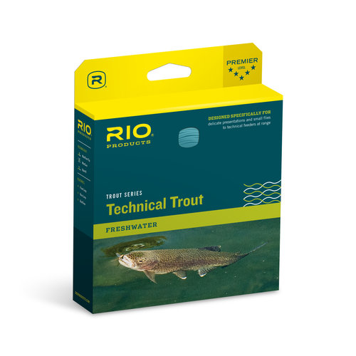 RIO Products RIO Technical Trout Fly Line