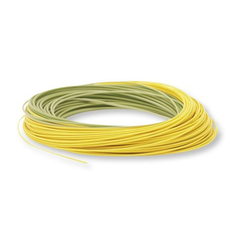 RIO Products RIO Gold Fly Line Moss/Gold