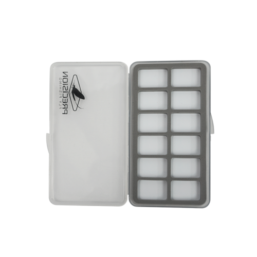 Precision Fly Fishing Precision Super Slim 12 Compartment Fly Box Large