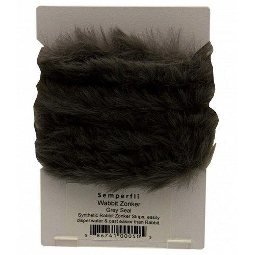 Semperfli Semperfli Synthetic Rabbit Zonker Strips