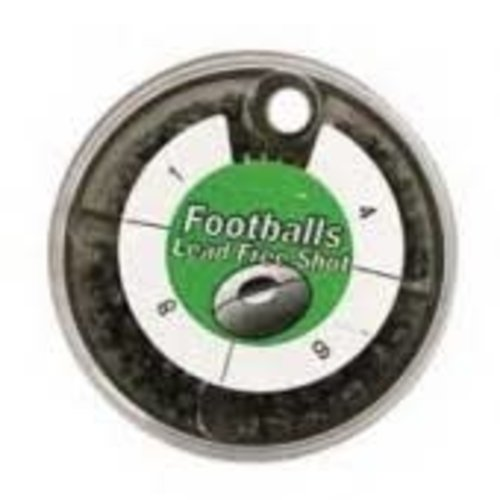 Anchor Anchor Non-Toxic Double Cut Football Split Shot