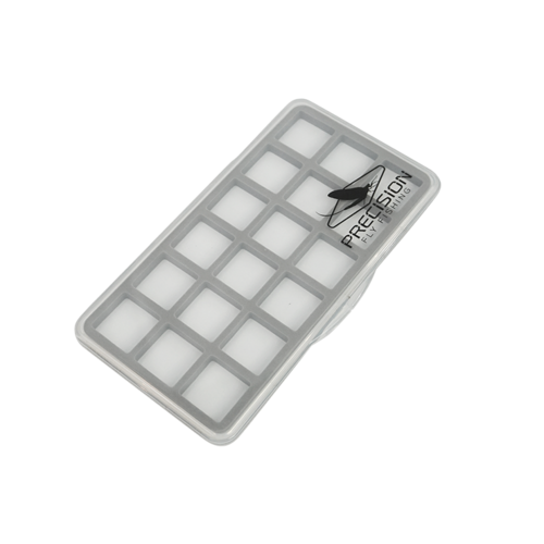 Precision Fly Fishing Precision Super Slim 18 Compartment Fly Box Large