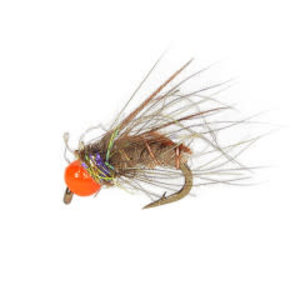 Holly Flies Baltz's CdC Caddis Pupa