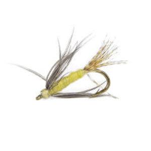 Holly Flies Soft Hackle Sulphur Dun Yellow Emerger