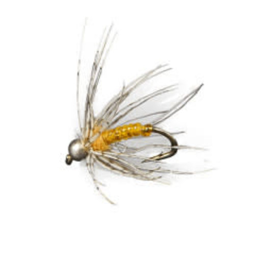 Holly Flies T/H Partridge & Sulphur (SoHo Sulpher Soft Hackle)