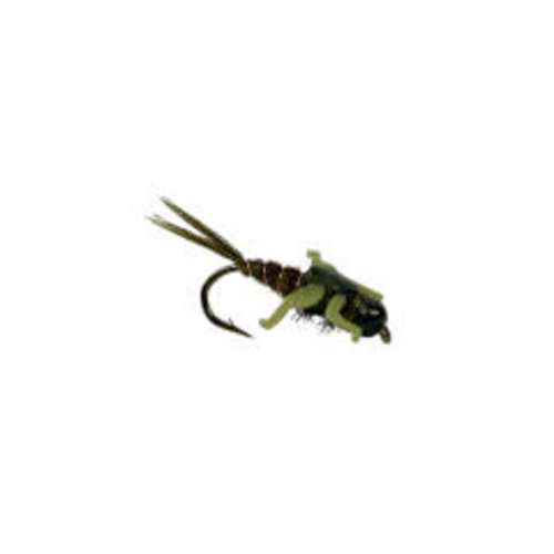 Holly's Lively Legs Olive Pheasant Tail