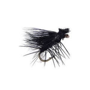 Elk Hair Caddis-All Black