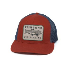 Fishpond Fishpond Las Pampas Hat- Redrock/Slate