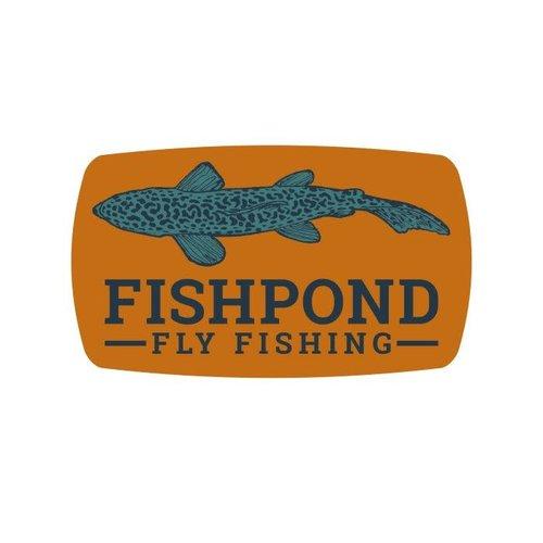 Fishpond Cruiser Sticker