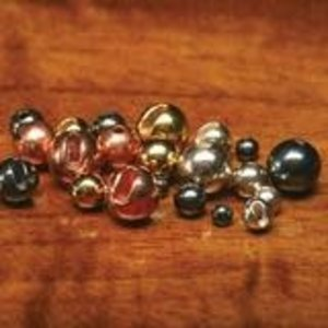 Hareline Hareline Slotted Tungsten Beads (20 per Pkg.)