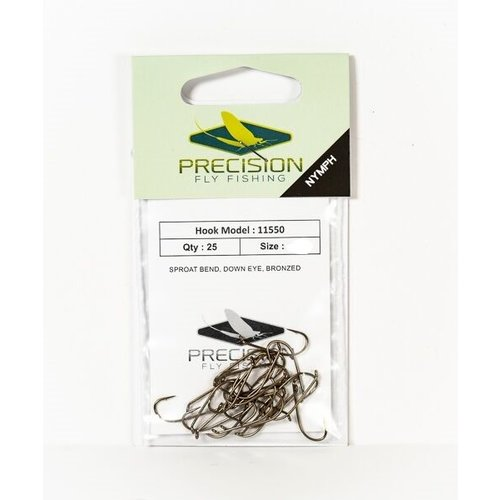 Precision Fly Fishing Precision Nymph Wet Fly Hook 11550