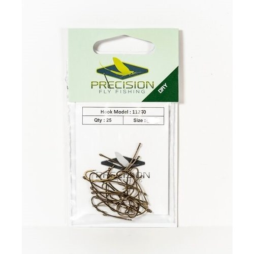 Precision Fly Fishing Precision Dry Fly Hook 11270