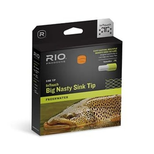 RIO Products RIO 3D InTouch Big Nasty Sink Tip Fly Line