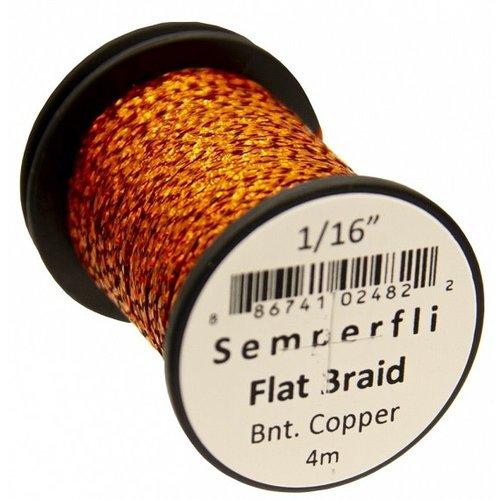 """Semperfli Semperfli Flat 1.5mm 1/16"""" Flat Braids"""