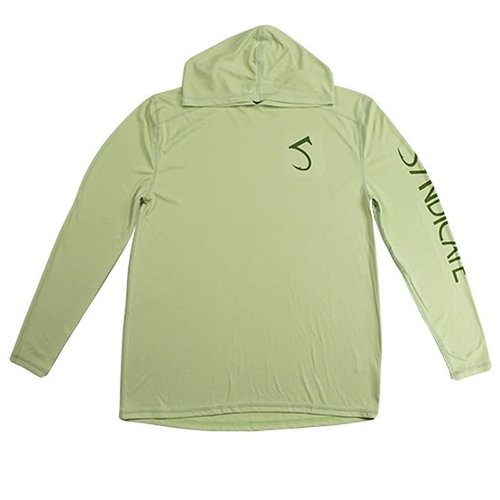 Syndicate Syndicate Dirty Nympher Sage Solar Hoody