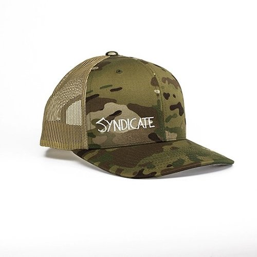 Syndicate Syndicate MultiCam Trucker Hat