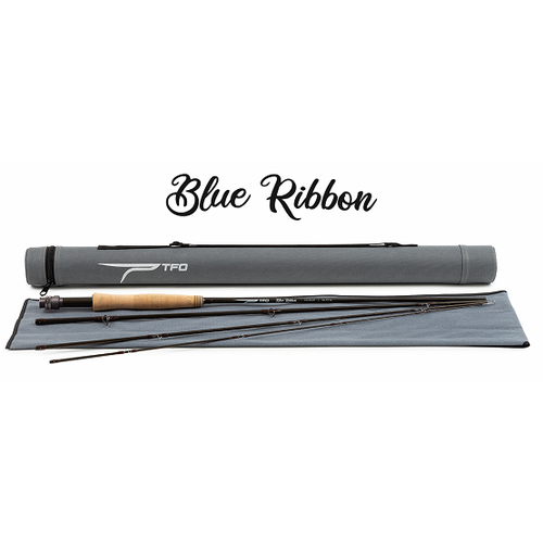 Temple Fork Outfitters Temple Fork TFO Blue Ribbon Fly Rod