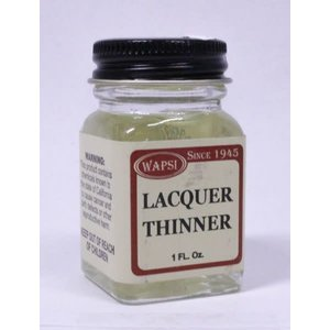 Wapsi Lacquer Thinner 1 oz
