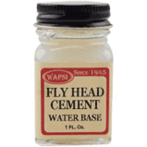 Wapsi Fly Head Cement 1 oz