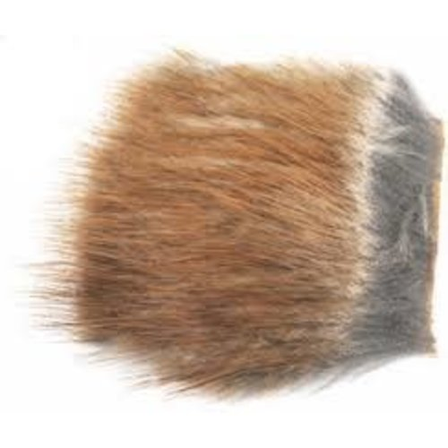 Wapsi Muskrat Fur- Small