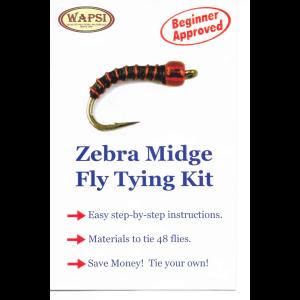 Wapsi Wapsi Zebra Midge Kit
