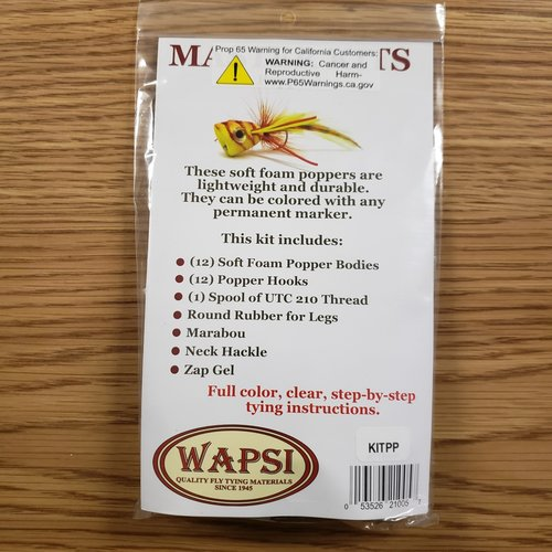 Wapsi Wapsi Perfect Popper Kit