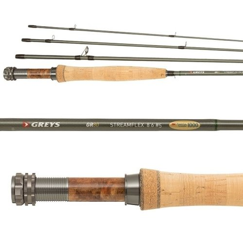 Greys Greys GR80 Streamflex Fly Rod