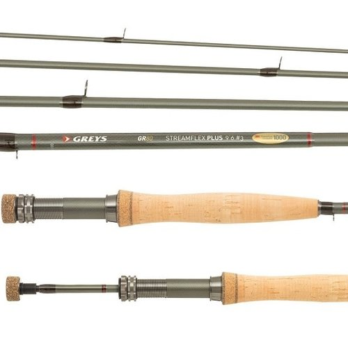 Greys Greys GR80 Streamflex Plus Fly Rod