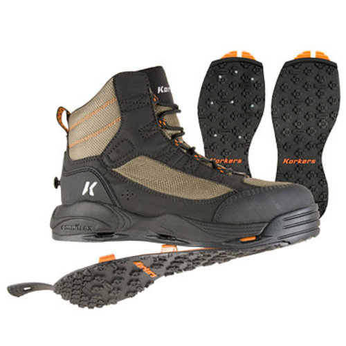 Korkers Korkers Greenback Wading Boots