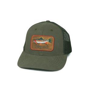 Fishpond Fishpond Rainbow Trout Hat- Olive