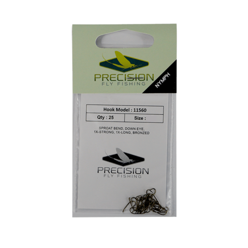Precision Fly Fishing Precision Nymph Hook 11560