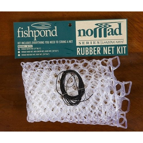 Fishpond Fishpond Nomad Net Replacement