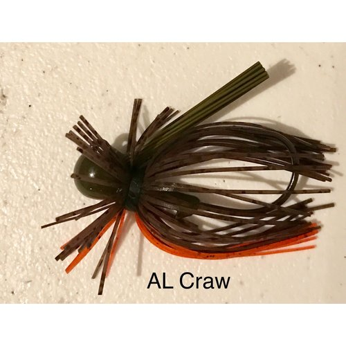 Crusher Lures Crusher Lures Heavy Finesse Jigs (2pk)