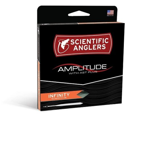 Scientific Anglers Scientific Anglers Amplitude Infinity Salt Fly Line