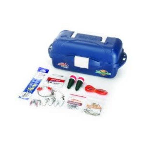 Eagle Claw Eagle Claw Go Fish Saltwater Tackle Kit