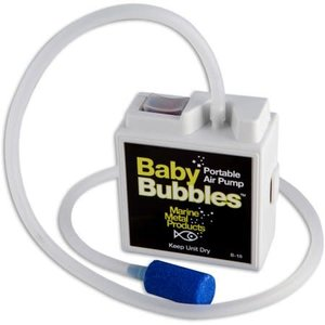 Marine Metal Products Baby Bubbles Portable Air Pump