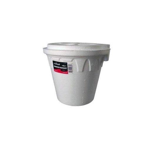 Rebelfin Plasilite 8 QT Minnow Bucket