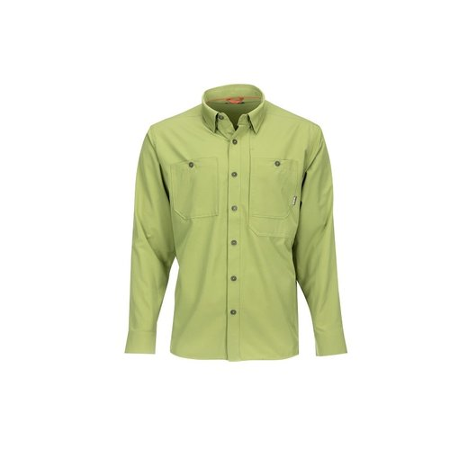 Simms Fishing Products M's Double Haul LS Shirt