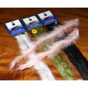 Hareline Polar Fiber Streamer Brush