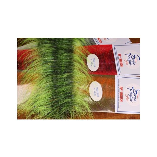 Hareline EP Craft Fur Brush 3""