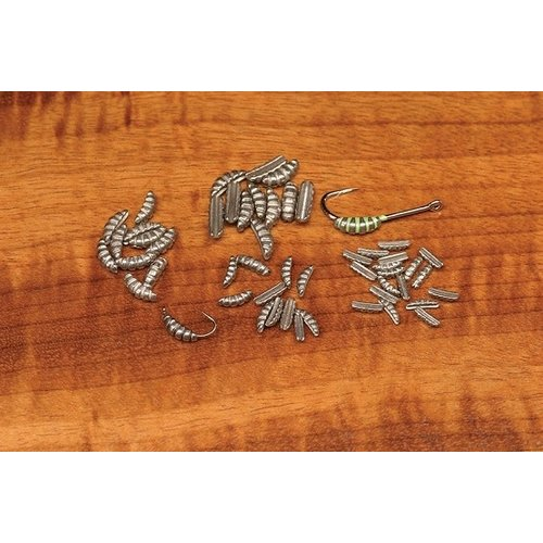 Hareline Hareline Ribbed Tungsten Bodies