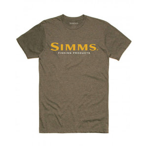 Simms Fishing Products M's Simms Logo T-Shirt