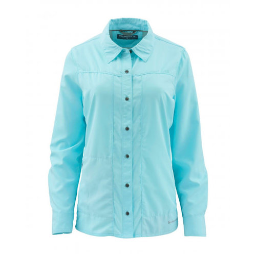 Simms Fishing Products Simms Women's LS Shirt