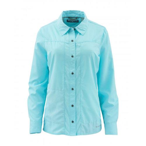 Simms Fishing Products Simms Women's LS Shirt